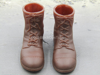 IDF Paratrooper - Brown Boots (Foot Type)