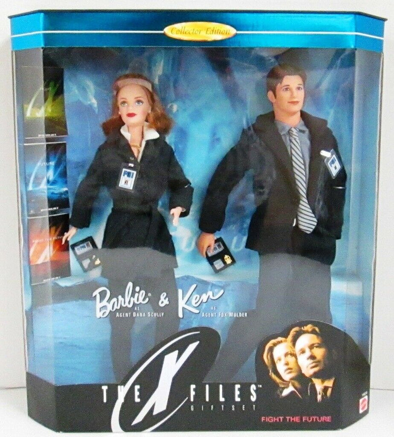 X-Files - Male Base Body w/Head Sculpt