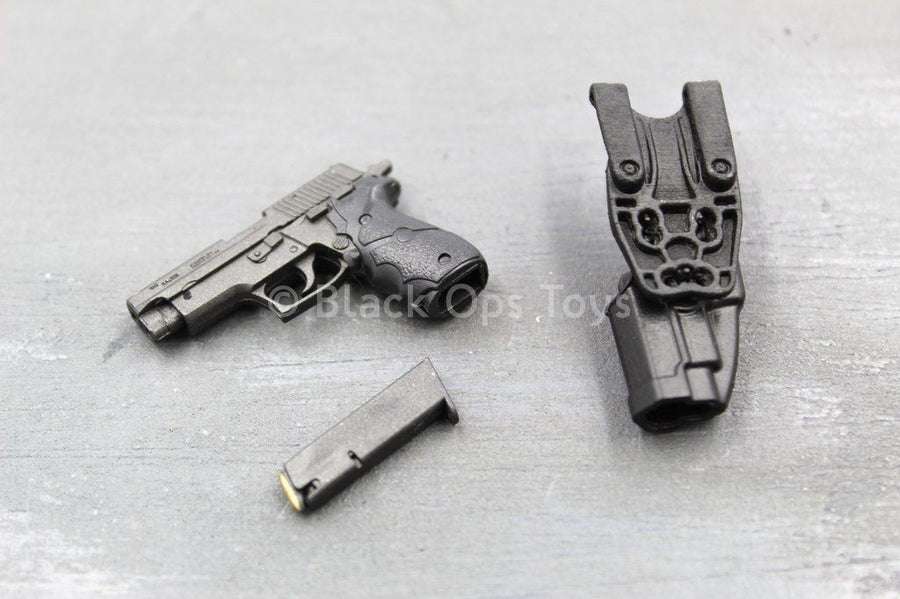 U.S. Navy Seal - Boarding Unit - SIG P226 w/Spring Movement