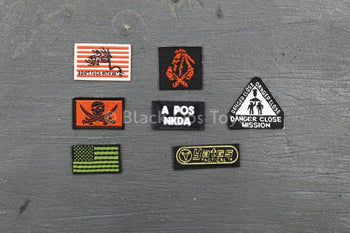 U.S. Navy Seal - Boarding Unit - Patch Set