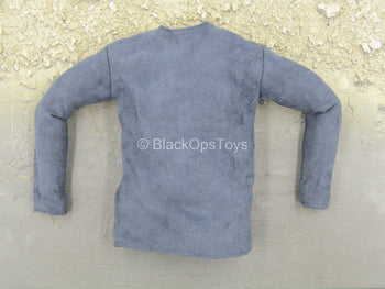 Persian Empire - Bowman - Blue Long Sleeve Shirt