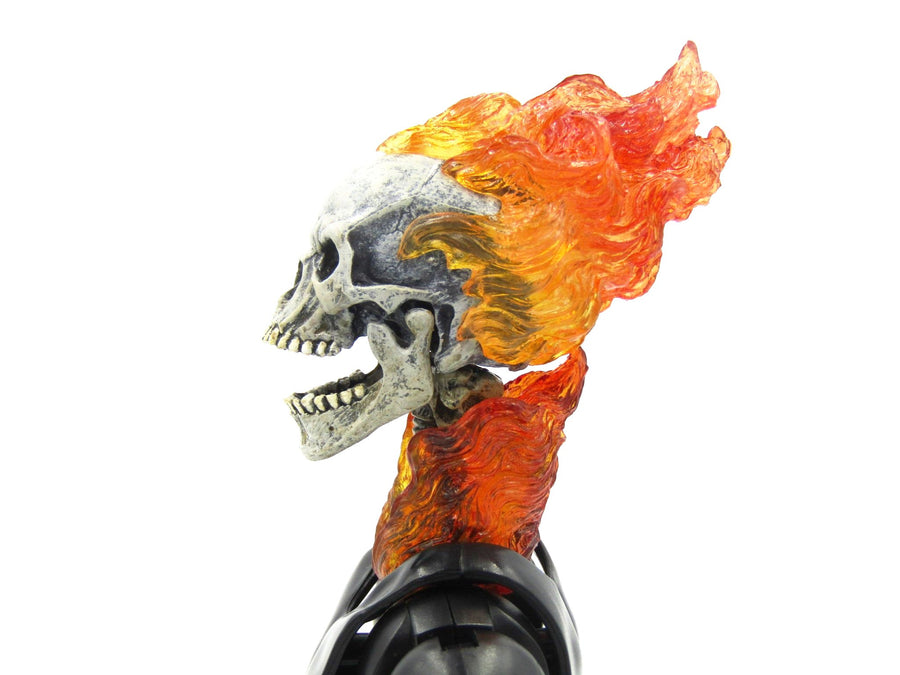GHOST RIDER - Male Base Body w/Flaming Head Sculpt