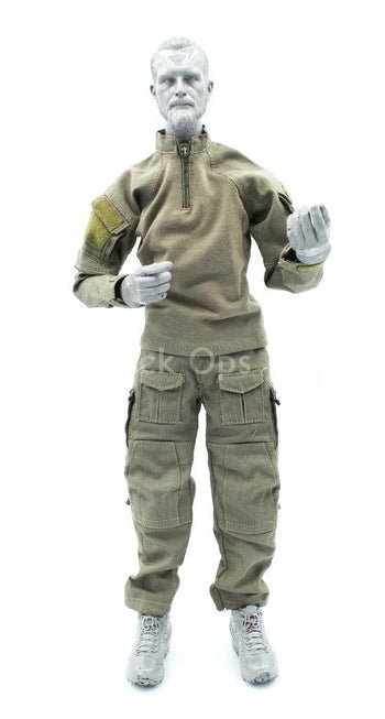 U.S. Navy Seal - Boarding Unit - Light Grey Uniform Set