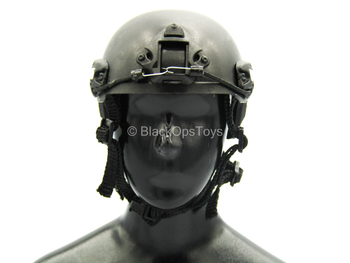 US Secret Service - Black Helmet