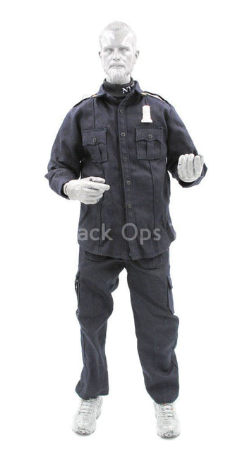 City Police - Murphy - Black Officers Uniform Set