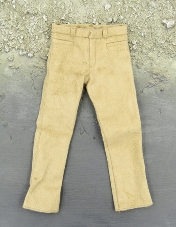 Cowboy Tan Suede Pants