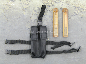 US Secret Service - P90 Magazine (x2) w/Drop Leg Magazine Holster