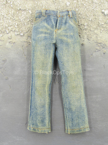 U.S. Navy Seal - Weathered Denim Like Jeans