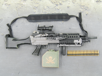 PMC - Operator - M249 SAW Light Machine Gun