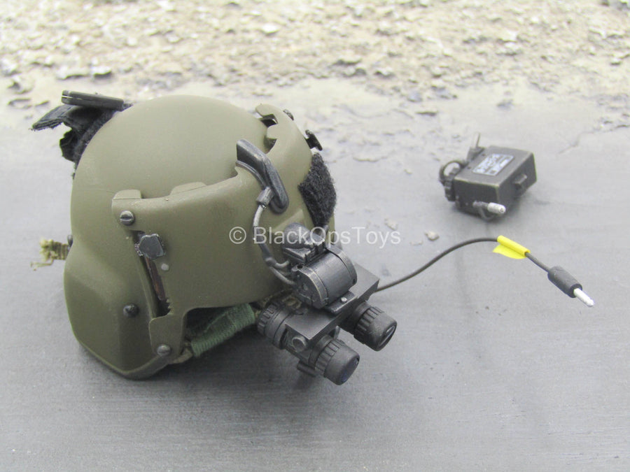 160th SOAR - Flight Helmet w/NVG