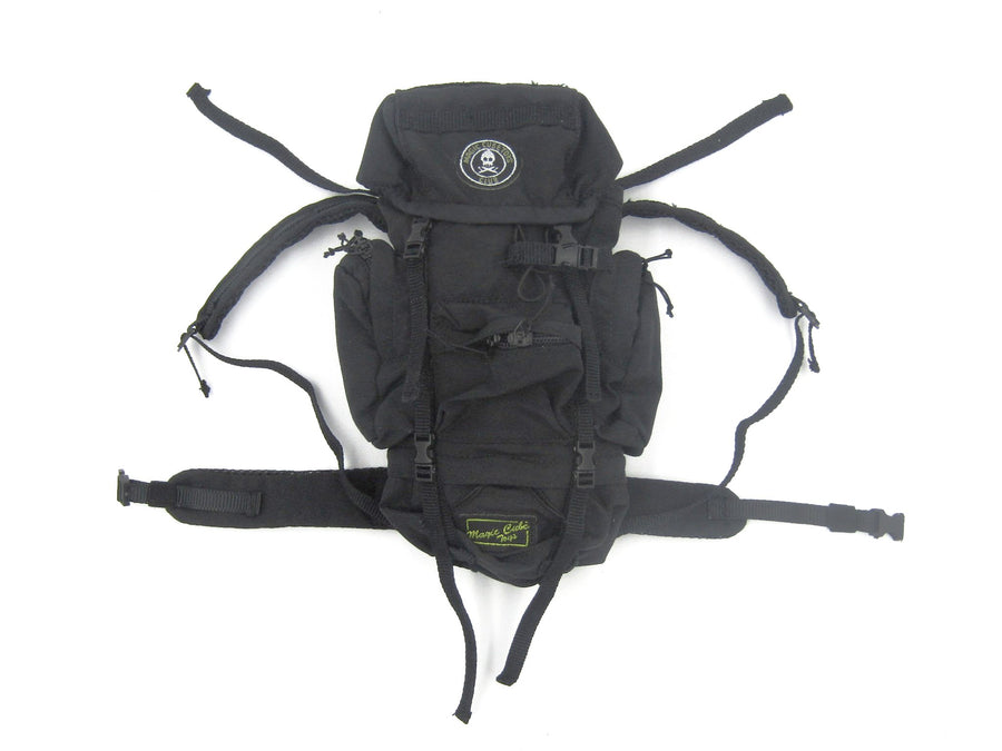 Dark Climber - Black Expedition Back Pack