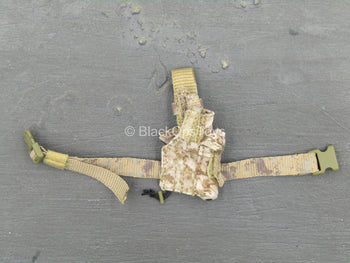 Medal Of Honor Warfighter - AOR Camo Drop Leg Pistol Holster