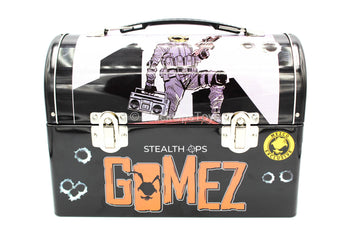 1/1 Scale - Stealth Ops Gomez - Lunchbox Carrying Case