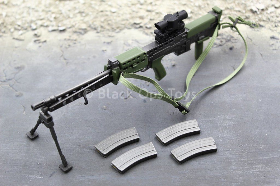 Royal Marine - Roger - Enfield L86 Rifle w/ Scope