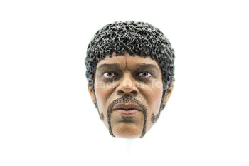 Pulp Fiction - Jules Winnfield - Male Head Sculpt