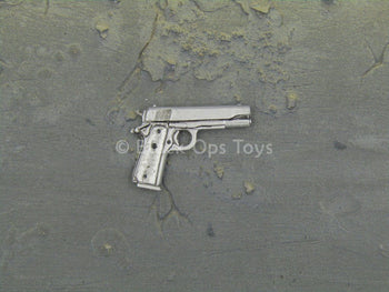 Pulp Fiction - Vincent Vega - Silver 1911 Pistol