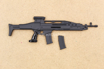 1/12 - Stealth Ops Gomez - Black Assault Rifle