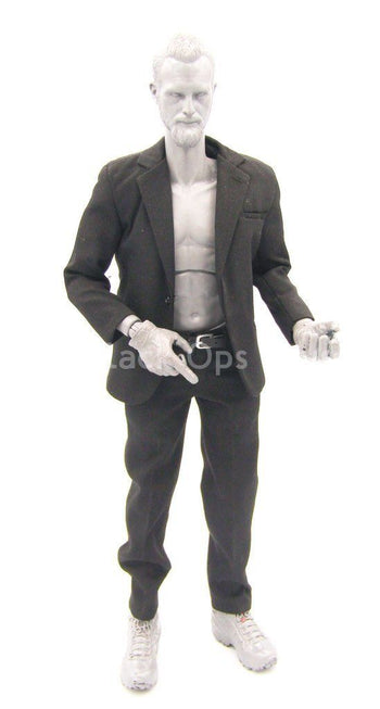 Pulp Fiction - Jules Winnfield - Black Suit Set