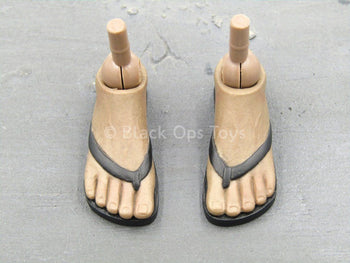 Pulp Fiction - Jules Winnfield - Pair of Feet w/Flip-Flops