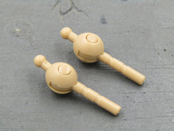 BODY - Male Wrist Pegs (x2)