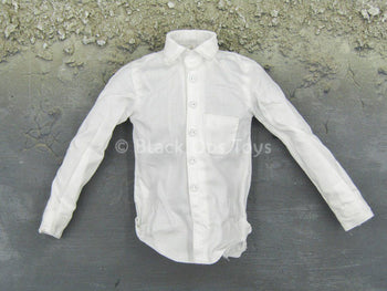 Pulp Fiction - Jules Winnfield - White Dress Shirt