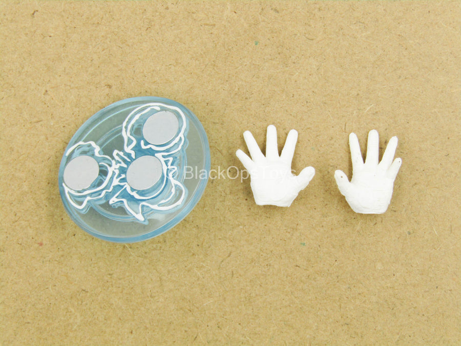 1/12 - Magneto - White Hand Set w/Magnetic Force Effects Type 1