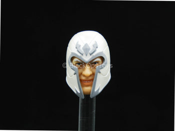 Magneto - Male Head Sculpt w/Helmet