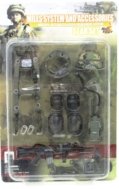 Miles Systems and Accessories Gear Set Mint In Box