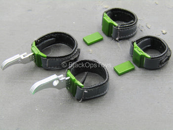 Spiderman 3 - Wrist Cuffs w/Removable Blades