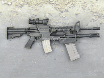 Modern Firearms Collection IIII - M4A1 w/XM26 LSS Shotgun