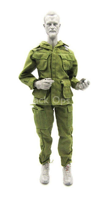 Green Berets - 5th SF Group - OD Green Uniform Set