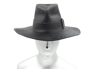 Van Helsing - Black Large Brim Hat