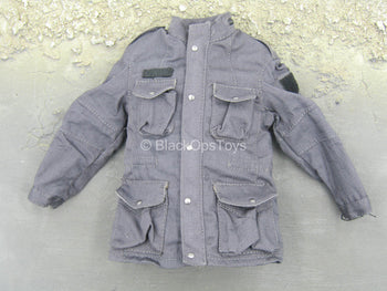 Frank Stealth - Grey M65 Jacket