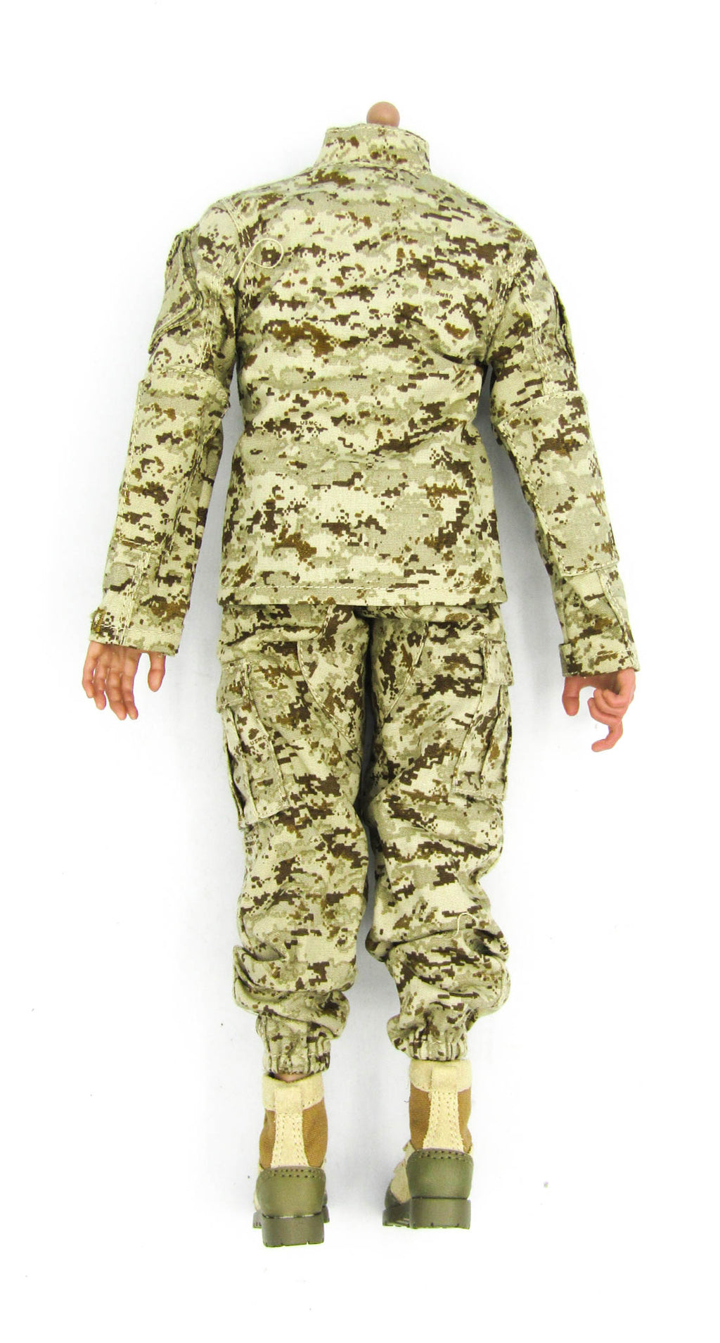 USMC 2nd MEB Helmand - Male Dressed Body w/AOR1 Uniform & Boots