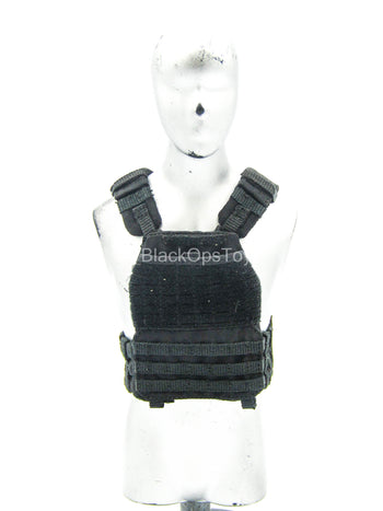 Frank Stealth - Black Plate Carrier