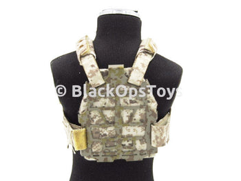 US Navy SEAL Team Six DEVGRU AOR1 Plate Carrier Vest