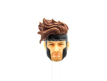 Gambit - Male Head Sculpt Type 1