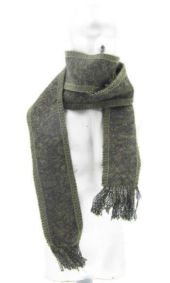 Van Helsing - Dark Green Fleece Like Scarf