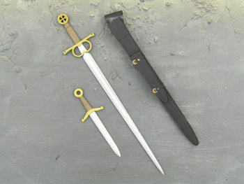 Anna Valerious - Long Sword & Dagger Set W/Double Sheath