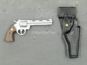 The Walking Dead Sheriff Rick Grimes - Revolver w/Black Holster