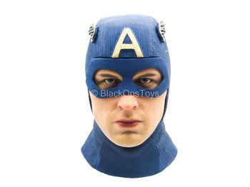 Captain America - Male Head Sculpt