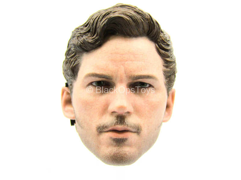 Infinity War - Star Lord - Male Head Sculpt