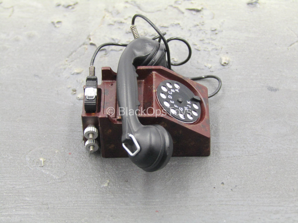 WWII - German Communications - Telephone