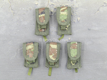 Woodland M4 Mag Pouch Set (x5)