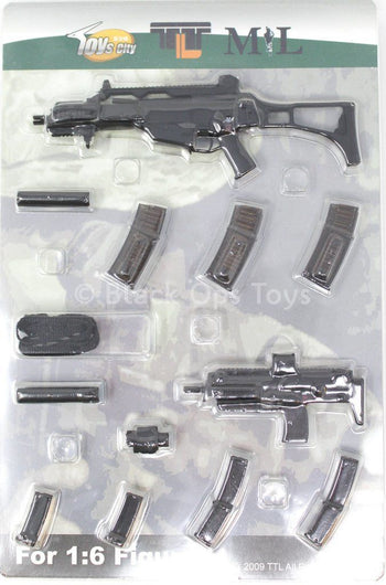 G36C & MP7 Weapon Set - MINT IN BOX