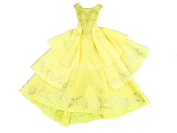 Beauty & The Beast - Belle - Yellow Ballgown