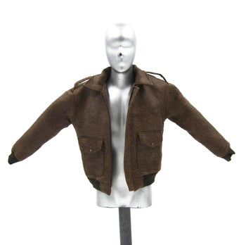 MMA Street Fighter - Brown Jacket
