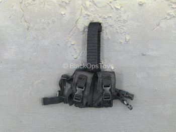 Special Boat Service - Black Dual Cell Mag Pouch