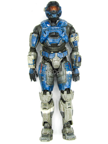 Halo - Commander Carter - Armored Male Body w/Light Up Action