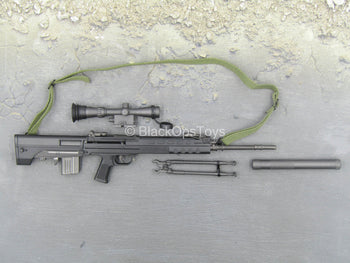 Chinese PLA - Special Forces - QBU-88 Rifle w/Accessory Set